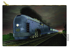 Blue Express Carry-all Pouch