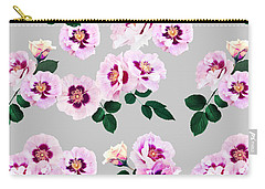 Blue Eyes Roses Carry-all Pouch