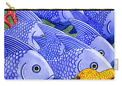 Reef Shark Carry-All Pouches