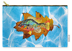Blue Gill Carry-all Pouch