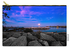 Blue Harbor Carry-all Pouch by James Meyer