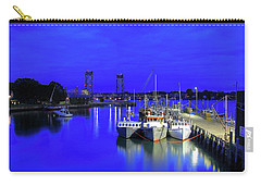 Blue Harbor-portsmouth Carry-all Pouch