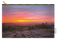 Blue Hill Overlook Alpenglow Carry-all Pouch
