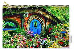 Blue Hobbit Door Carry-all Pouch