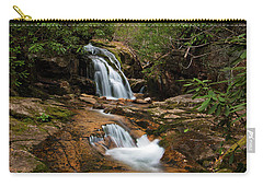 Blue Hole In Spring 2017 II Carry-all Pouch by Jeff Severson