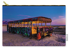 Blue Hour Bus Carry-all Pouch