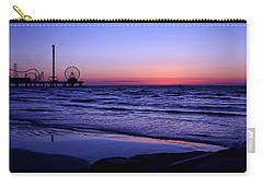 Blue Hour In Galveston Carry-all Pouch