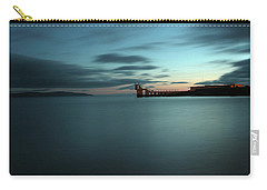 Blue Hour Salthill Carry-all Pouch