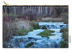 Blue Hour Streaming Carry-all Pouch by James BO Insogna