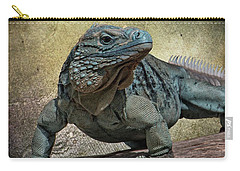 Blue Iguana Carry-all Pouch