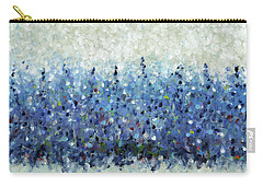 Blue Intensity Carry-all Pouch