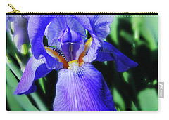 Blue Iris 2 Carry-all Pouch