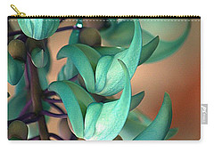 Blue Jade At Sadie Seymour Park Carry-all Pouch