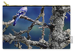 Blue Jay Mountain Carry-all Pouch