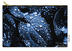 Blue Knight Carry-all Pouch by Rachel Cohen