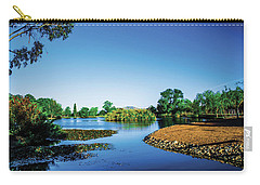 Blue Lake  Carry-all Pouch