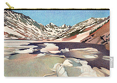 Blue Lakes Colorado Carry-all Pouch