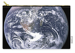 Blue Marble - Image Of The Earth From Apollo 17 Carry-all Pouch