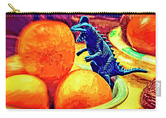 Blue Meanie Carry-all Pouch