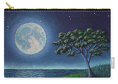 Blue Moon 01 Carry-all Pouch