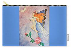 Blue Moon Dancer Carry-all Pouch