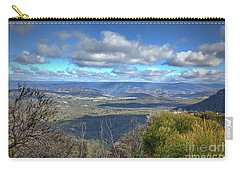 Carry-all Pouch featuring the photograph Blue Mountains, New South Wales, Australia by Elaine Teague
