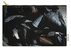 Blue Mussels Carry-all Pouch