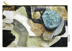 Blue Nest Carry-all Pouch