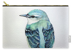 Blue Nuthatch Carry-all Pouch