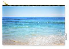 Blue Ocean Horizon Carry-all Pouch