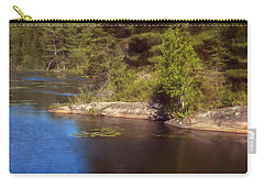 Blue Pond Marsh Carry-all Pouch