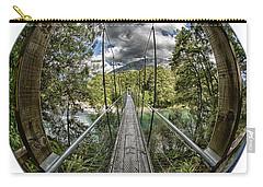 Blue Pools Bridge Carry-all Pouch