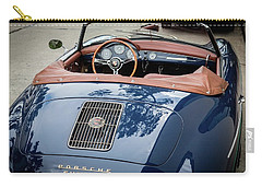 Blue Porche 356 Carry-all Pouch
