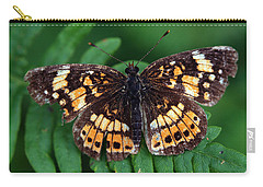 Blue Ridge Butterfly Carry-all Pouch