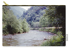 Blue Ridge Mountains 8 Carry-all Pouch