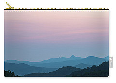 Blue Ridge Mountains After Sunset Carry-all Pouch