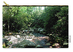 Blue Ridge Parkway Stream Carry-all Pouch