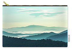 Blue Ridge Pastel Carry-all Pouch