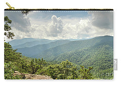 Blue Ridge View Carry-all Pouch