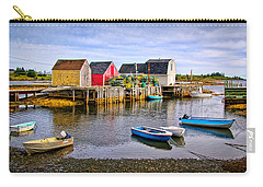 Blue Rocks Harbour Carry-all Pouch