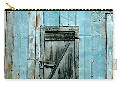 Blue Shed Door  Hwy 61 Mississippi Carry-all Pouch