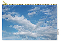 Blue Skies Carry-all Pouch by Susan Stone