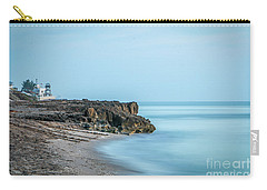 Blue Sky And Blue Water Carry-all Pouch by Tom Claud