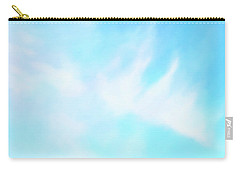 Blue Sky Carry-all Pouch by Anton Kalinichev