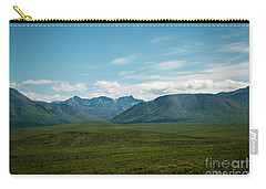 Blue Sky Mountians Carry-all Pouch