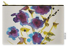 Blue Spring Carry-all Pouch