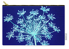Blue Carry-all Pouch by Steve Gravano