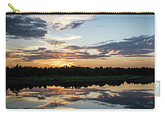 Blue Sunset 2 Carry-all Pouch