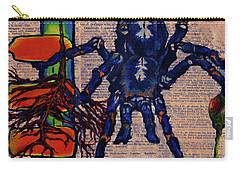 Blue Tarantula Carry-all Pouch