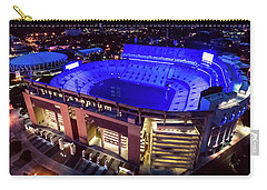 Blue Tiger Stadium Carry-all Pouch